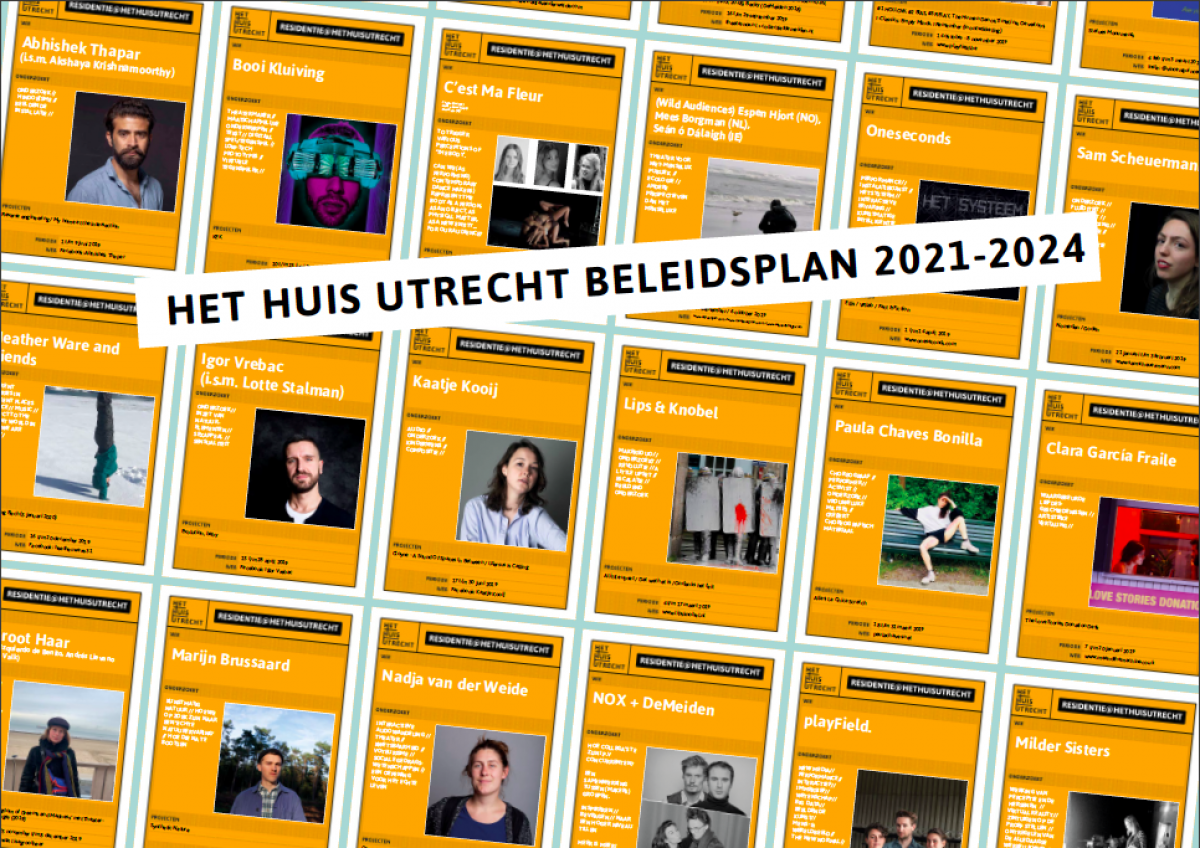 Beleidsplan 2021-2024